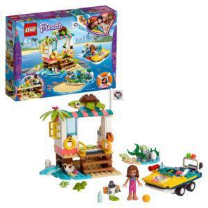 Конструктор LEGO Friends (арт. 41376) «Спасение черепах»