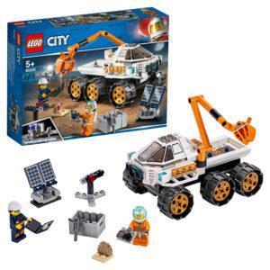 Конструктор LEGO City (арт. 60225) «Тест-драйв вездехода-марсохода»