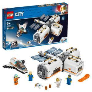 Конструктор LEGO City (арт. 60227) «Лунная космическая станция»