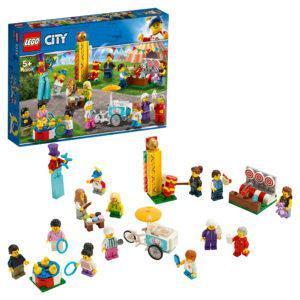 Конструктор LEGO City (арт. 60234) «Весёлая ярмарка»