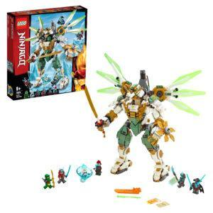 Конструктор LEGO Ninjago (арт. 70676) «Механический Титан Ллойда»