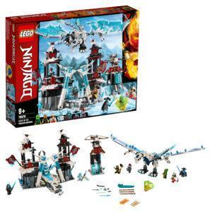 Конструктор LEGO Ninjago (арт. 70678) «Замок проклятого императора»