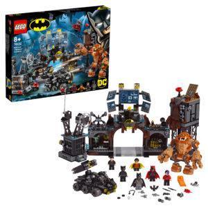 Конструктор LEGO Super Heroes (арт. 76122) «Вторжение Глиноликого в бэт-пещеру»
