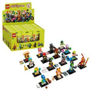 Конструктор LEGO Minifigures (арт. 71025) «Минифигурки LEGO: Серия 19»