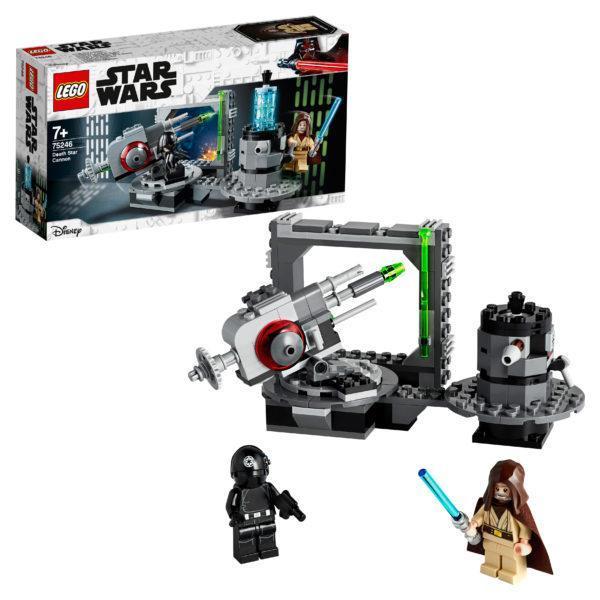 Конструктор LEGO Star Wars (арт. 75246) «Звёзды смерти»