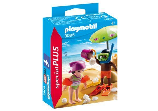 Игровой экстра-набор: Дети на пляже