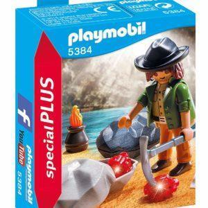 Игровой экстра-набор Playmobil «Охотник за драгоценными камнями» (арт. 5384)