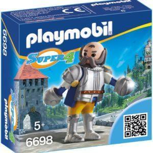 Игровой конструктор Playmobil «Супер4: Королевский страж Сэра Ульфа» (арт. 6698)