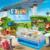Игровой набор из серии «Аквапарк» – Магазин летних товаров с закусочной