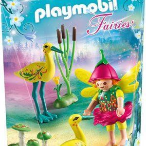 Игровой набор из серии Феи: Девочка-фея с аистами
