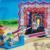 Игровой набор из серии «Парк развлечений» – Аттракцион «Сбей банки»