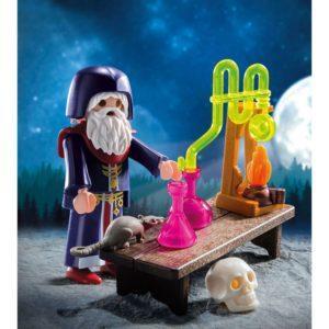 Игровой набор – Экстра-набор: Алхимик с зельями