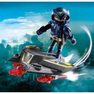 Игровой набор – Экстра-набор: Небесный рыцарь с самолетом