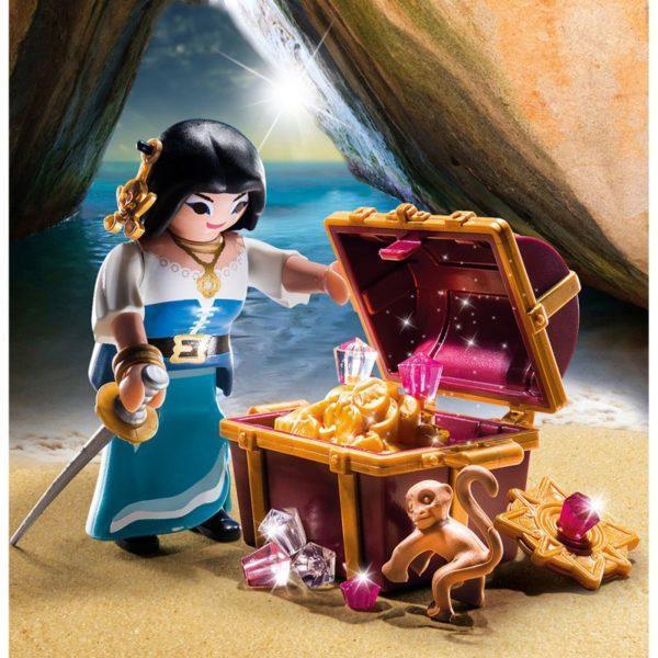 Игровой набор – Экстра-набор: Пират с сокровищами