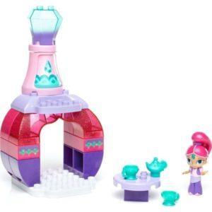 Игровой набор Mega Bloks Дворцы маленьких джинов tea party palase, 22 дет.