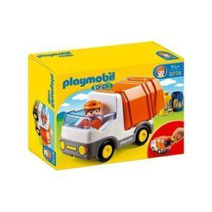 Игровой набор Playmobil «1.2.3.: Мусоровоз» (арт. 6774)