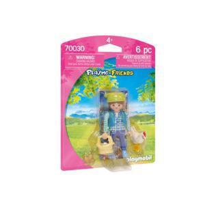 Игровой набор Playmobil «Друзья: Фермер» (арт. 70030)