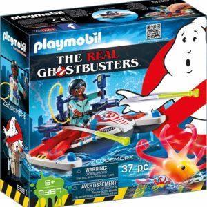 Игровой набор Playmobil «Охотники за привидениями: Зеддемор с гидроциклом» (арт. 9387)