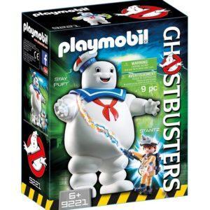 Игровой набор Playmobil «Охотники за привидениями: Зефирный человек» (арт. 9221)