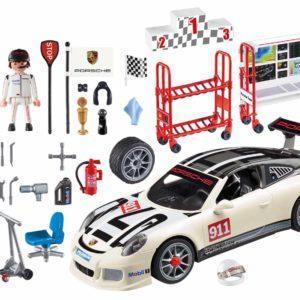 Игровой набор Playmobil «Porsche 911 GT3 Cup» со светом (арт. 9225)
