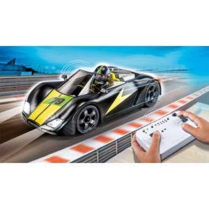 Игровой набор Playmobil «Радиоуправляемый турбо-гонщик» (арт. 9089)