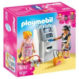 Игровой набор «Шопинг: Банкомат» (Playmobil)