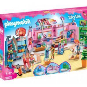 Игровой набор «Шопинг: Торговый центр» (Playmobil)