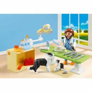 Игровой набор Возьми с собой - Посещение ветеринарной клиники