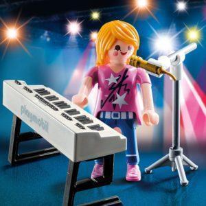 Экстра-набор - Певица с синтезатором