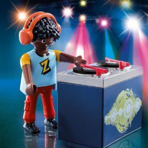 Экстра-набор Playmobil «Ди-джей» (арт. 5377)
