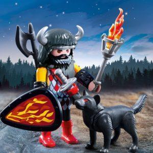 Экстра-набор: Воин Волка