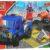Конструктор Город мастеров «Грузовик-перевозчик с гоночной машиной» (арт. 5517)