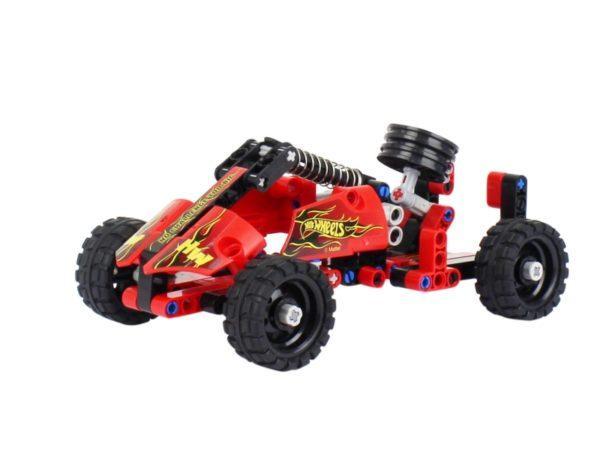 Конструктор 1TOY «Hot Wheels: Formula» (127 деталей, арт. Т15402)