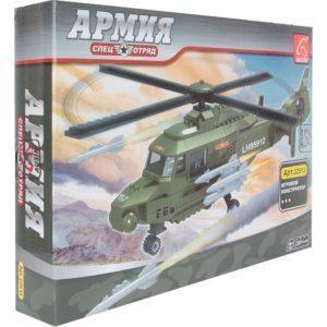 Конструктор Ausini Армия Штурмовой вертолет