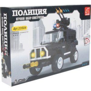 Конструктор Ausini Специальный отряд (206 дет.)