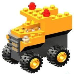 Конструктор BanBao «Строительный грузовик» (арт. 8113)
