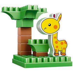 Конструктор Bauer «Zoo Blocks: Жираф» (арт. 546)
