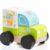 Конструктор деревянный Cubika «Машинка Экспресс-мороженое» (5 деталей, арт. LM-8)
