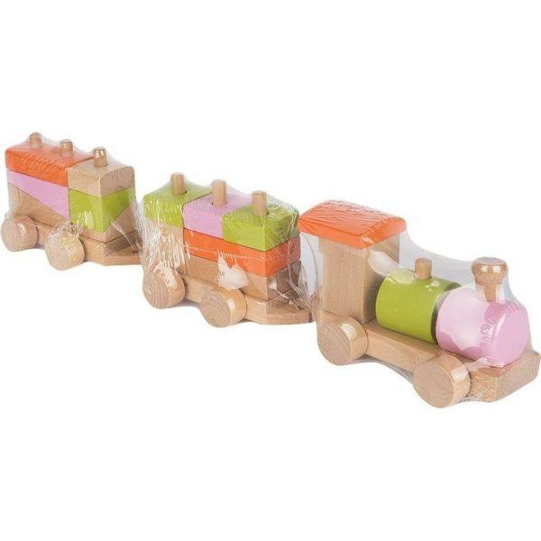 Конструктор деревянный «Поезд»