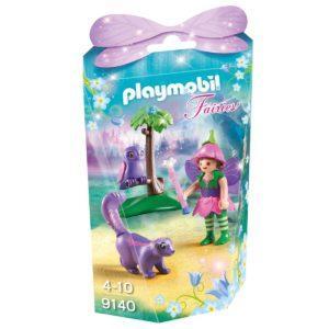 Конструктор «Девочка-фея с животными друзьями» (Playmobil)