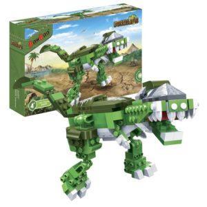 Конструктор «Динозавр» (135 деталей)
