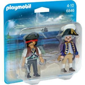 Конструктор «ДУО: Пират и Солдат» (арт. 6846)