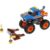 Конструктор Город мастеров «Автоспорт: Джип с большими колёсами» (215 деталей, арт. 5531)