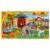 Конструктор Город мастеров «Большие кубики: Цирк» (62 детали, арт. 1027)