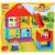 Конструктор Город мастеров «Большие кубики: Домик» (25 деталей, арт. 1012)