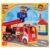 Конструктор Город мастеров «Большие кубики: Пожарная машина» (30 деталей, арт. 1014)