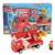 Конструктор Город мастеров «КамАЗ: Пожарная машина с лестницей и люлькой» (136 деталей, арт. 3511)