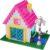 Конструктор Город мастеров «Волшебный домик» (207 деталей, арт. 6711)