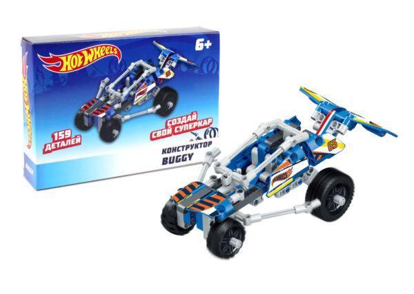 Конструктор Hot Wheels «Buggy» (159 деталей)