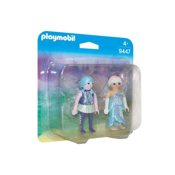 Конструктор игровой Playmobil «Дуо: Зимние Феи» (арт. 9447)